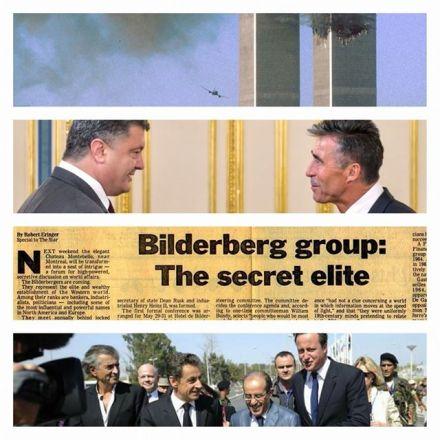 Bilderberg, les Histoires de France ... honteuses.