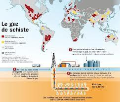 Gaz de Schiste