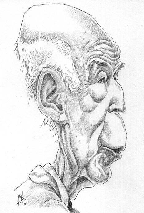 Giscard caricature