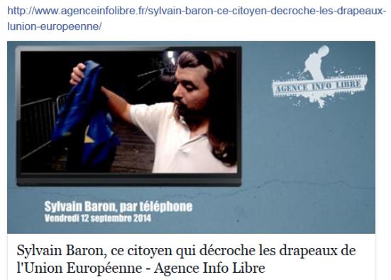 S. Baron décroche