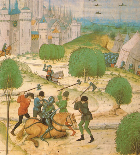 Grande Jacquerie du 21 Mai 1358