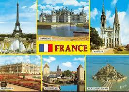France Carte Postale