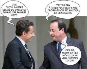 Sarko Hollande