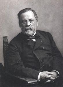 Louis Pasteur Photo Nadar